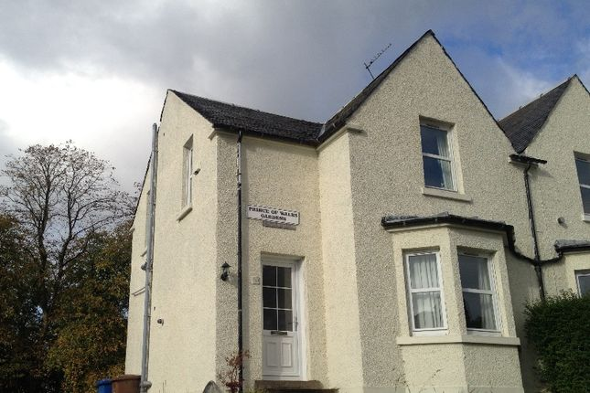 Thumbnail Semi-detached house to rent in Crosbie Street, Maryhill Park, Glasgow