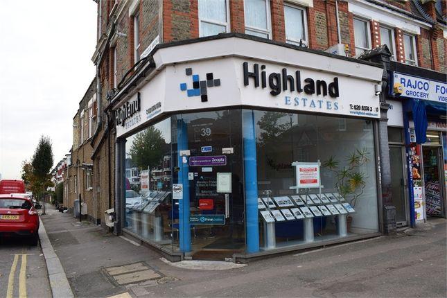 Thumbnail Commercial property to let in Tottenham Lane, London