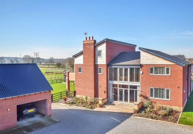 Thumbnail Detached house for sale in Quorn Park, Paudy Lane, Barrow Upon Soar, Loughborough