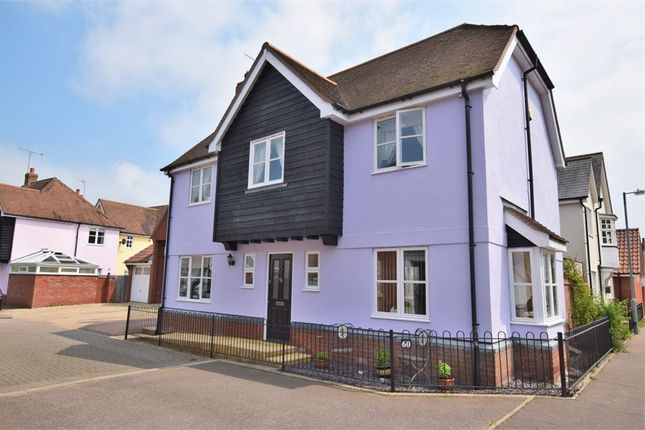 Thumbnail Detached house for sale in High Street, Rowhedge, Colchester, Essex