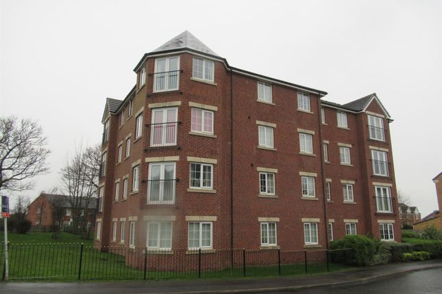 Thumbnail Flat to rent in New Forest Way, Middleton, Leeds