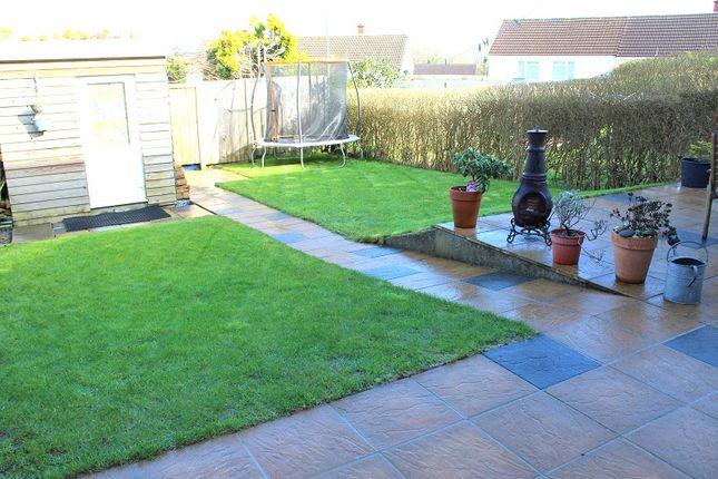 Rear Garden of Greenbank Road, West Cross, Swansea SA3