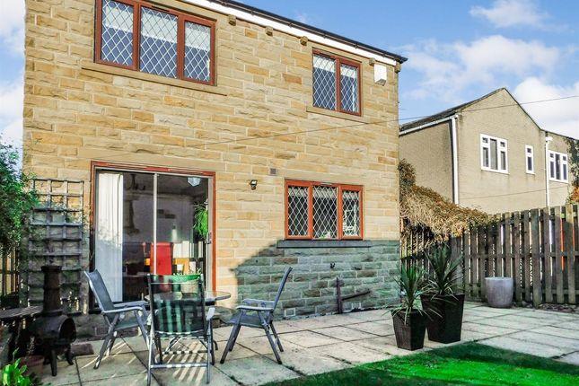 Thumbnail Detached house for sale in Braeburn House, Scopsley Lane, Whitley, Dewsbury