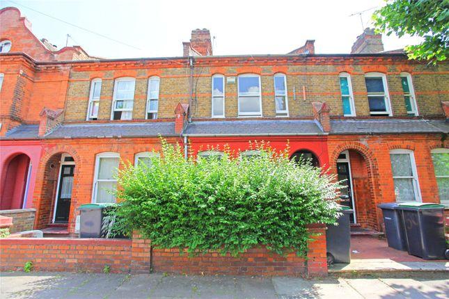 Thumbnail Terraced house to rent in Lymington Avenue, London