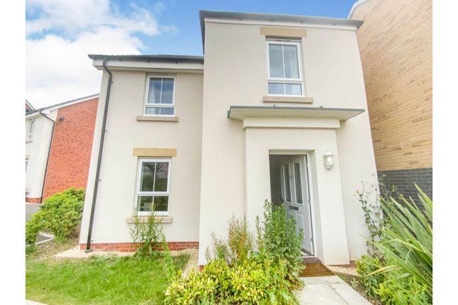 Thumbnail Detached house for sale in Long Leaze Road, Bristol