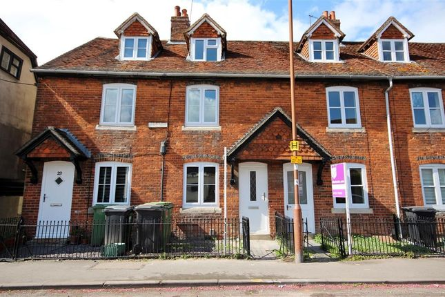 Thumbnail Terraced house to rent in Grove Street, Wantage