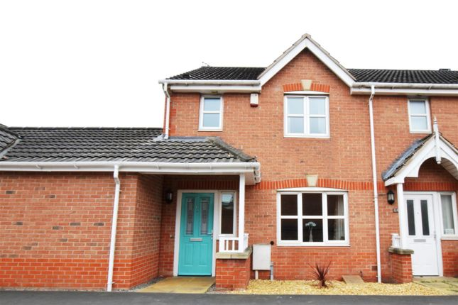 Thumbnail End terrace house for sale in North Street, Langley Mill, Nottingham, Derbyshire