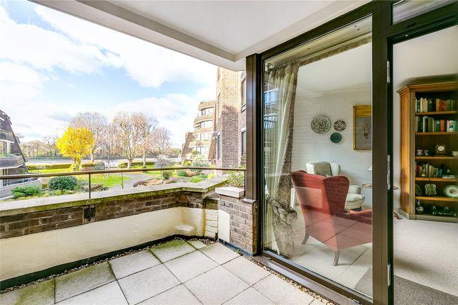 Balcony of Alder Lodge, 73 Stevenage Road, London SW6
