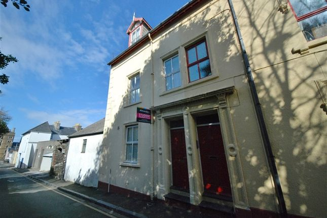 Thumbnail Terraced house to rent in Castle Street, Aberystwyth