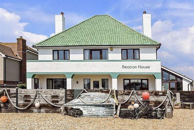 Thumbnail Detached house for sale in Marine Drive, West Wittering, Chichester