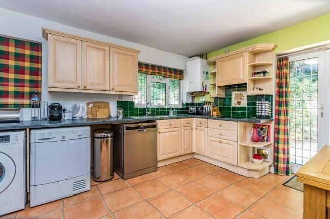 Kitchen of Grove Green Lane, Weavering, Maidstone, Kent ME14