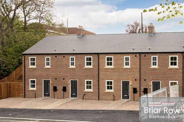 Thumbnail Terraced house for sale in Front Street, Pity Me, Durham