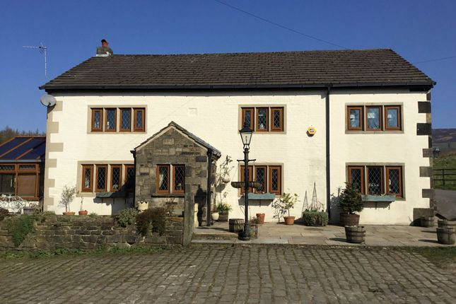 Thumbnail Detached house for sale in Bolton Road, Hawkshaw, Bury