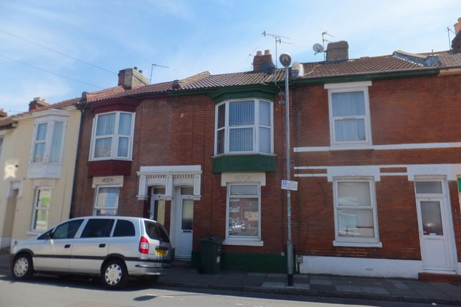 Thumbnail Shared accommodation to rent in Newcome Road, Portsmouth, Hampshire