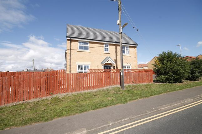 Thumbnail Semi-detached house for sale in Chadwick Close, Ushaw Moor, County Durham