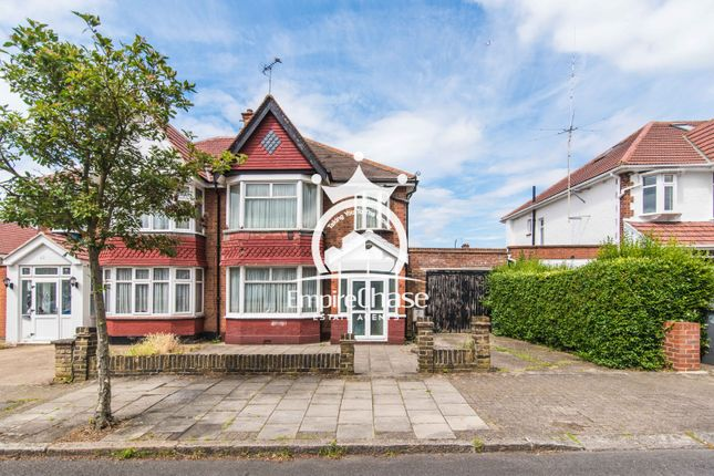 3 bed semi-detached house for sale in Kingsway, Wembley