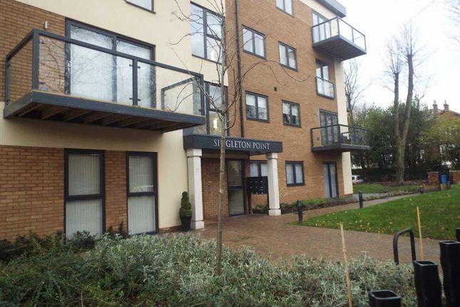 Thumbnail Flat to rent in Singleton Point, Singleton Road, Salford