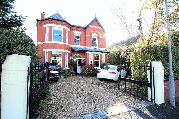 Thumbnail Detached house for sale in Cambridge Road, Formby, Liverpool