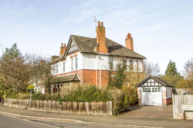 Thumbnail Property for sale in Nottingham Road, Long Eaton, Nottingham, Nottinghamshire