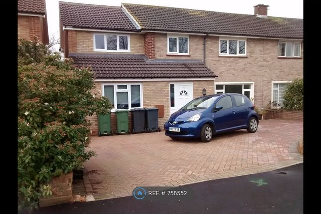Thumbnail Semi-detached house to rent in Applegarth Avenue, Guildford