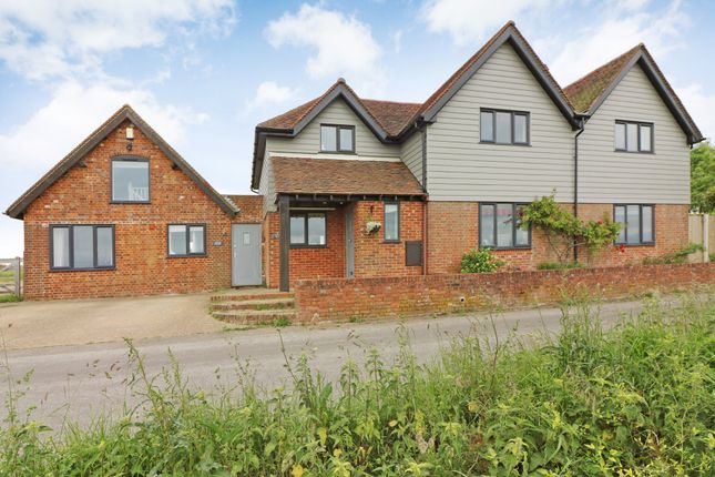 Thumbnail Detached house to rent in Coldblow, Nonington, Dover