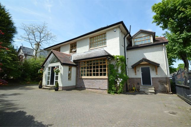 5 bed detached house for sale in Ringley Road, Whitefield, Manchester