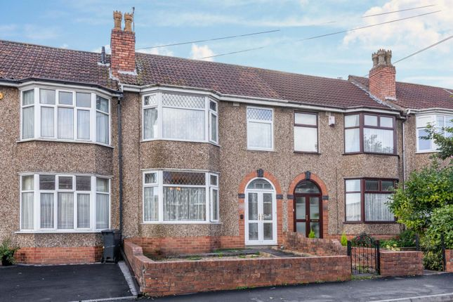 Thumbnail Terraced house for sale in Clovelly Road, St. George