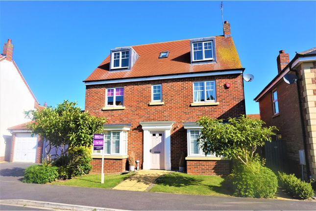 Thumbnail Detached house for sale in Woodchester Grove, Stockton-On-Tees
