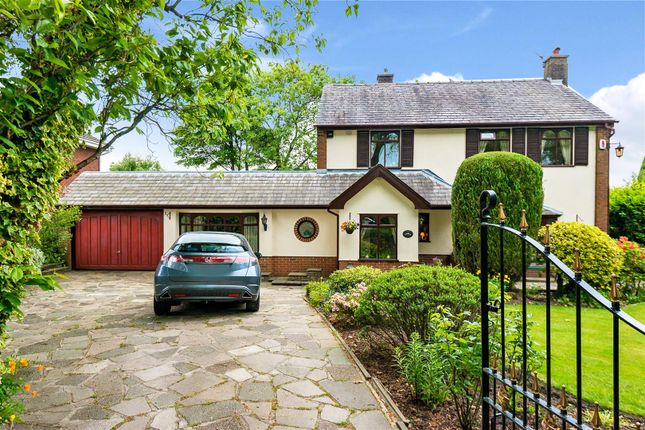 Thumbnail Detached house for sale in Windy Harbour Lane, Bromley Cross, Bolton