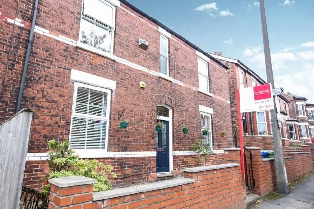 Thumbnail Semi-detached house for sale in Church Lane, Marple, Stockport, Cheshire