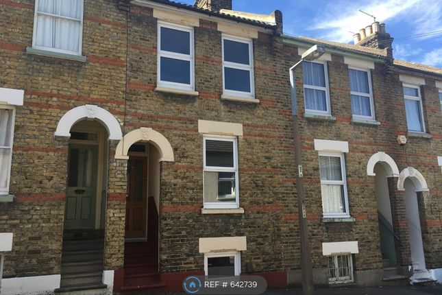 Thumbnail Terraced house to rent in Richard Street, Rochester