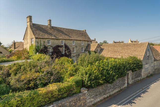 Thumbnail Detached house for sale in The Street, Luckington, Chippenham, Wiltshire SN14.