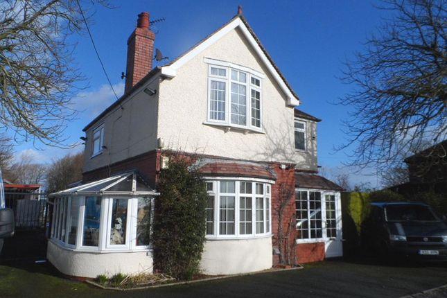 Thumbnail Detached house for sale in Lancaster Road, Poulton Le Fylde