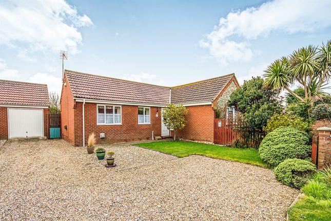 Thumbnail Detached bungalow for sale in Anne Stannard Way, Bacton, Norwich