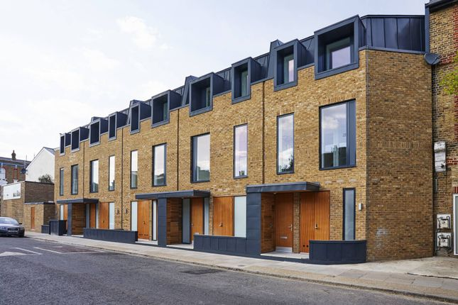 Thumbnail End terrace house for sale in Station Yard, East Dulwich