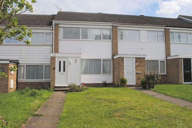 Thumbnail Terraced house for sale in Barnwell Drive, Rushden