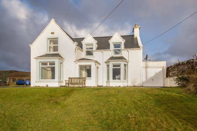 4 bed detached house for sale in Gairloch, Ross-Shire IV21