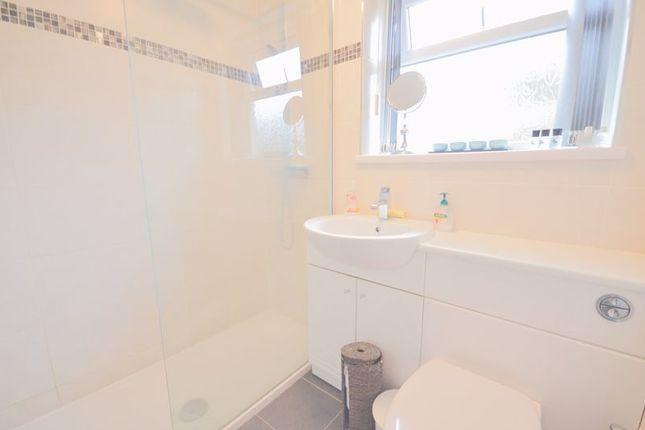 Shower Room of Milton Drive, Workington CA14