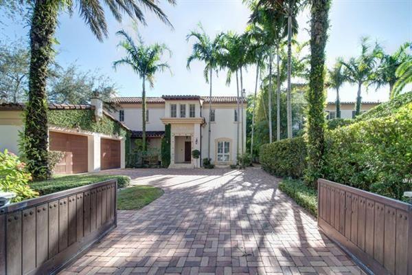 Thumbnail Property for sale in 722 Almeria Av, University Park, Florida, United States Of America