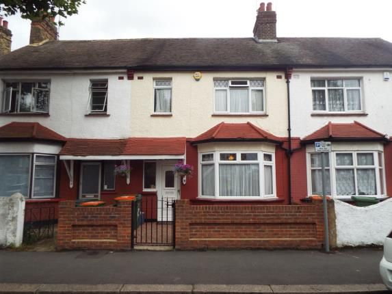 Thumbnail Terraced house for sale in Ascot Road, London