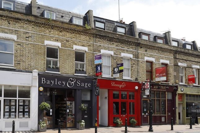 Thumbnail Retail premises for sale in Old York Road, London