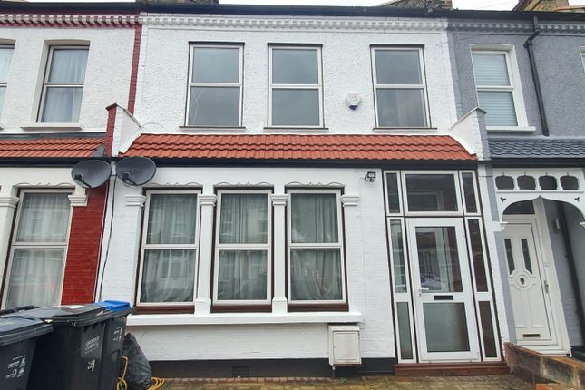 Thumbnail Terraced house to rent in Headcorn Road, Thornton Heath, Surrey
