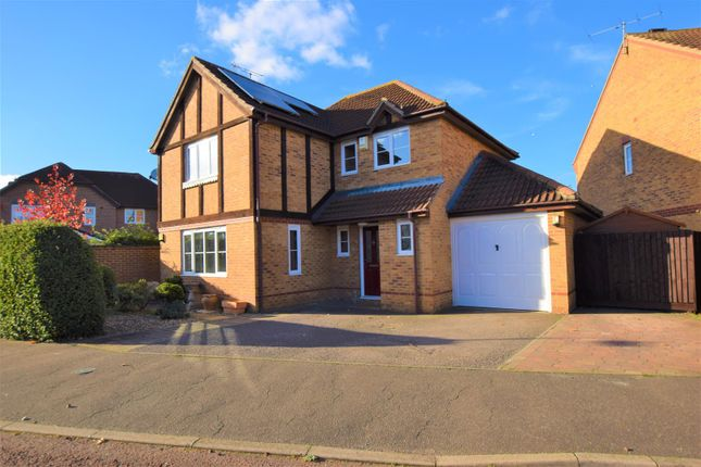Thumbnail Detached house for sale in Centurion Way, Colchester