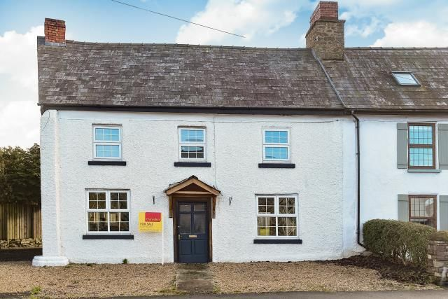 Thumbnail Semi-detached house for sale in Builth Wells, Powys