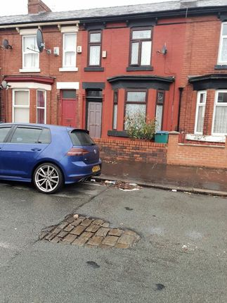 Thumbnail Terraced house for sale in Albert Place, Longsight, Manchester
