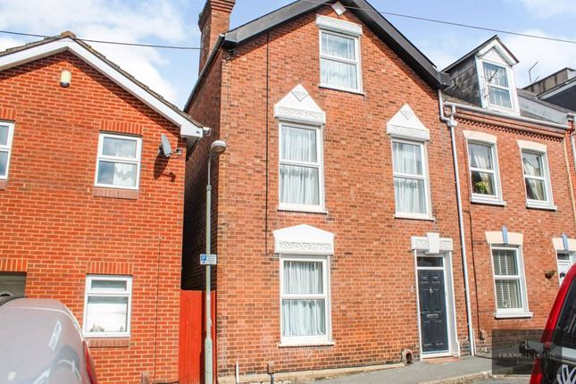 Thumbnail End terrace house to rent in Portland Street, Exeter