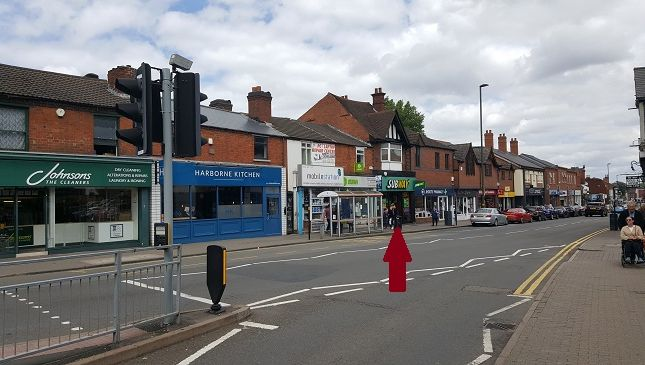 Retail Premises To Let In High Street Harborne B17 Zoopla