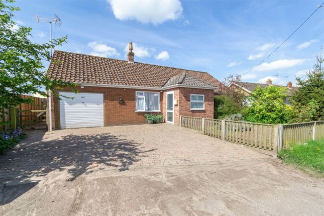Thumbnail Detached bungalow for sale in Hall Street, Briston, Melton Constable
