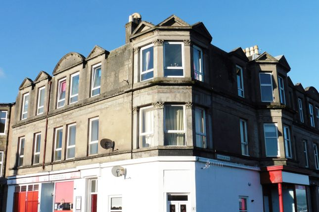 Thumbnail Maisonette for sale in Flat 2/2, 76 Ardbeg Road, Rothesay, Isle Of Bute
