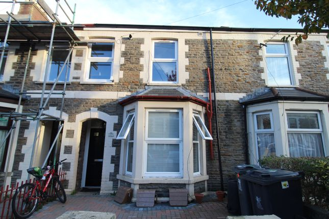 Thumbnail Property for sale in Richards Street, Catahys, Cardiff